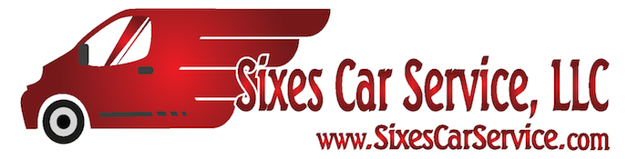 Sixes Car Service, LLC Corporate Logo - A Canton, GA Airport and Transportation Company
